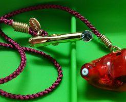 耳穴型補聴器紛失防止